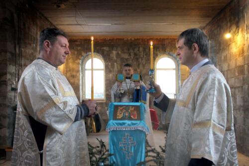 Крещенский Сочельник 2020